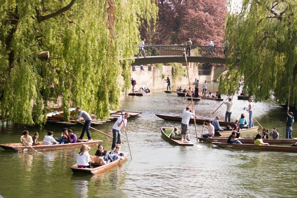 Estudia ingles en Cambridge