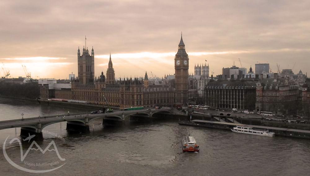 Viaje grupal a Inglaterra