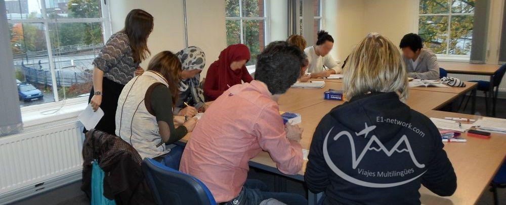 Diversidad cultural en la sala de clases